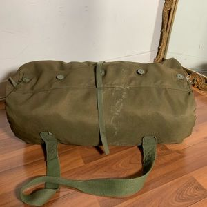 Authentic army bag